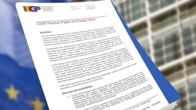 Photo of IOGP Position Paper on Energy Union