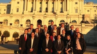 Photo of Security Committee: A Capitol idea