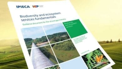 Photo of Biodiversity and ecosystem services: new report provides oil & gas industry good practice guidance