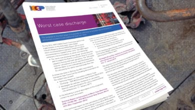 Photo of Worst case discharge – Fact sheet