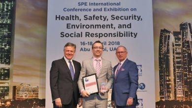 Photo of BP's Marcin Nazaruk wins 2018 IOGP Outstanding Young Professional Award