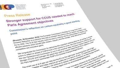 Photo of Stronger support for CCUS needed to reach Paris Agreement objectives