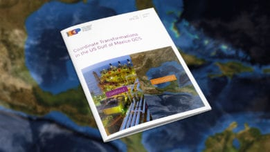 Photo of New Geodesy Guidance Note for the US Gulf of Mexico released by the Geomatics Committee